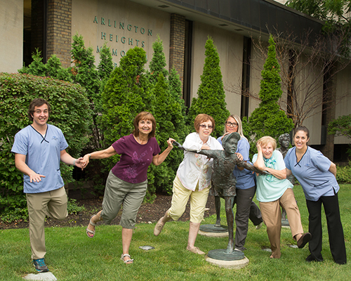 Assisting Hands Home Care Arlington Heights