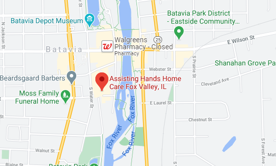 In Home Care – Assisting Hands – Batavia, IL