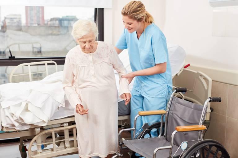Overnight Caregiver