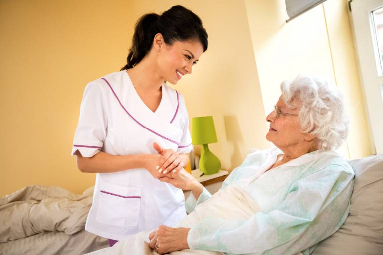 overnight care elderly