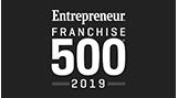 Entrepreneur Franchise 500 2019