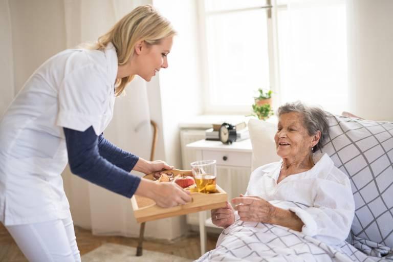 Live-In-Caregivers