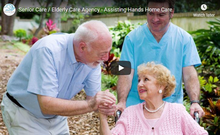 Assisting Hands Home Care Winnetka, IL video