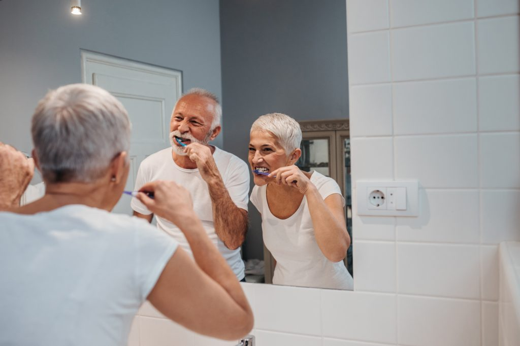 Oral Hygiene Care for Seniors with Dementia