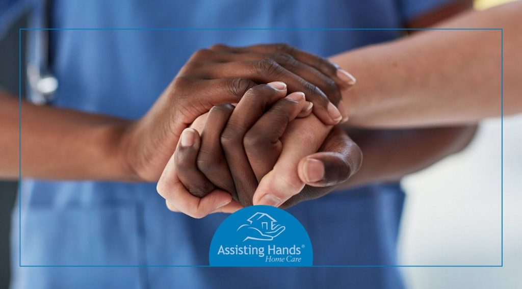 assisting hands caregiving