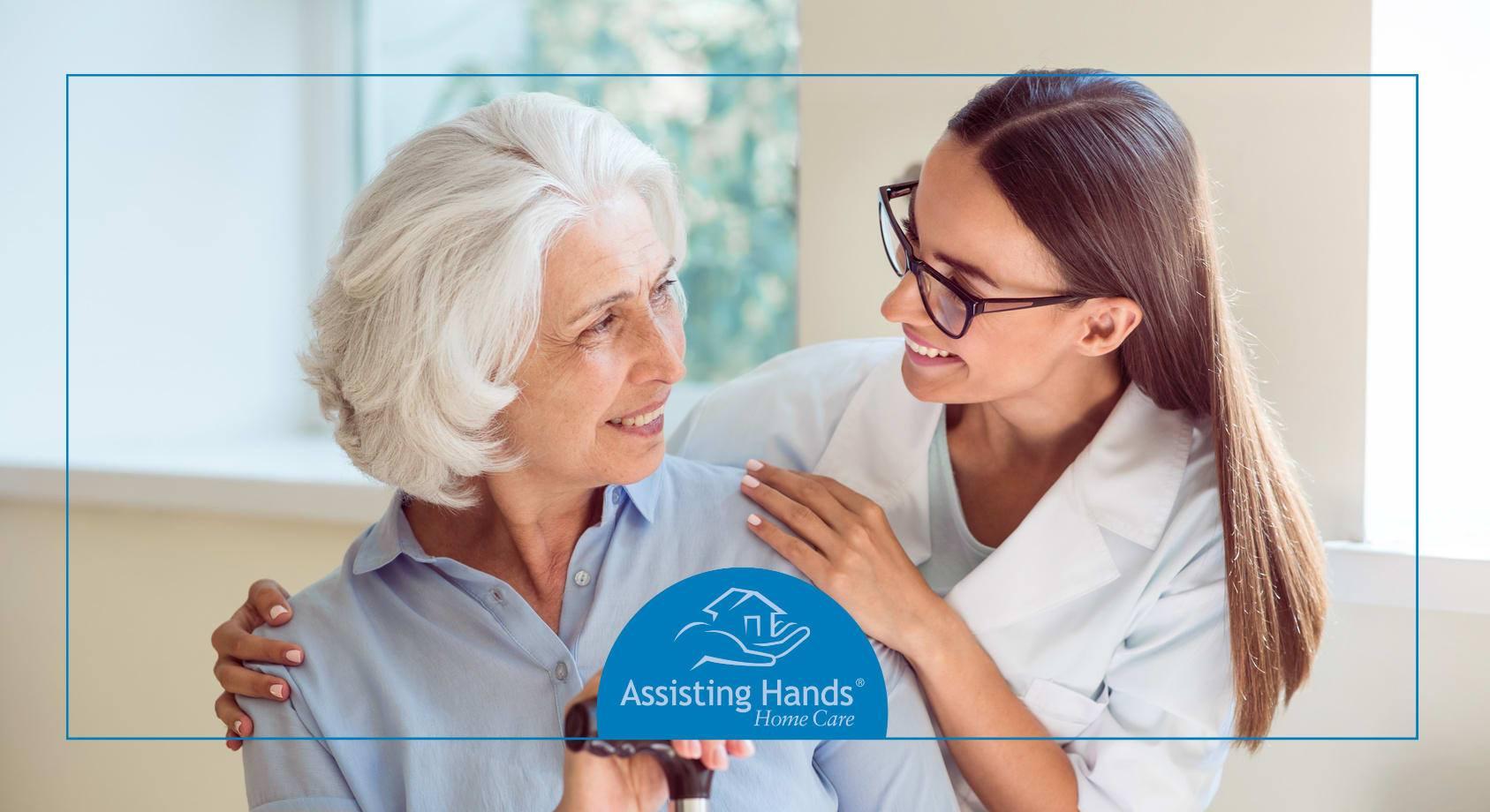 assisting hands caregiver