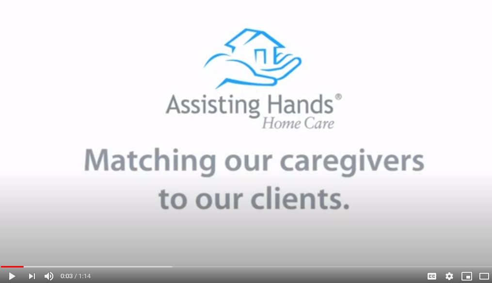 Assisting Hands Video