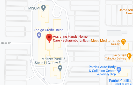 Assisting Hands Home Care in Schaumburg IL