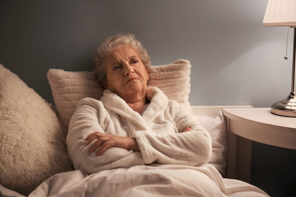 How to Make Sure Your Elderly Parents Stay in Bed at Night
