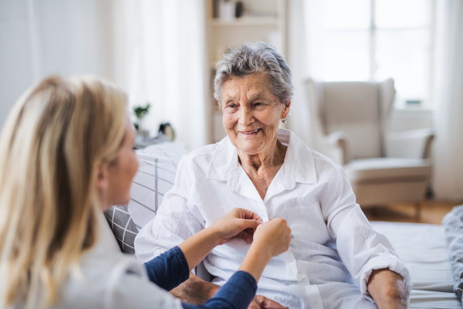 What Are The Different Types of In-Home Care