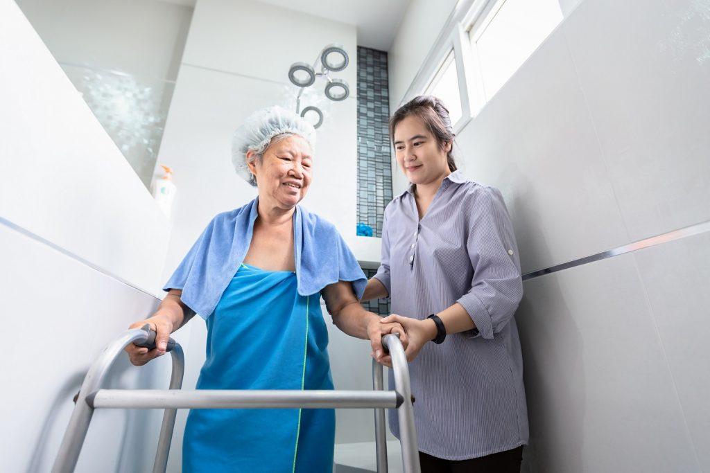 Elderly Bathing Solutions