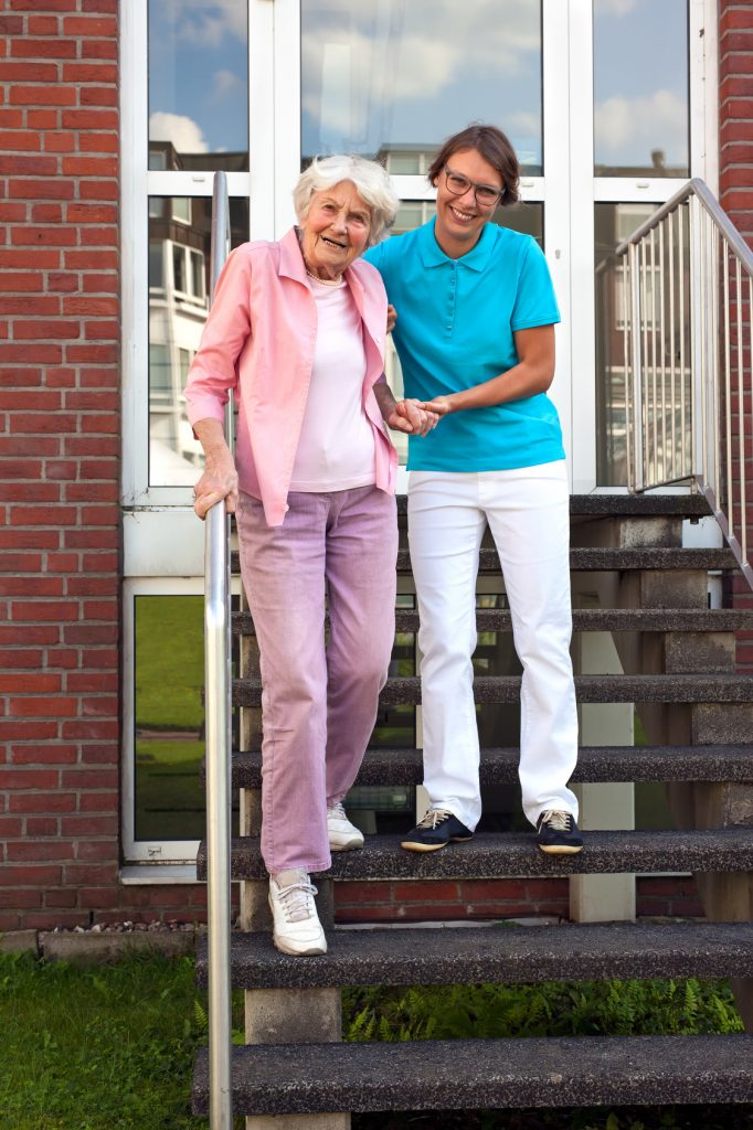 Ways to Reduce Fall Risks in the Elderly