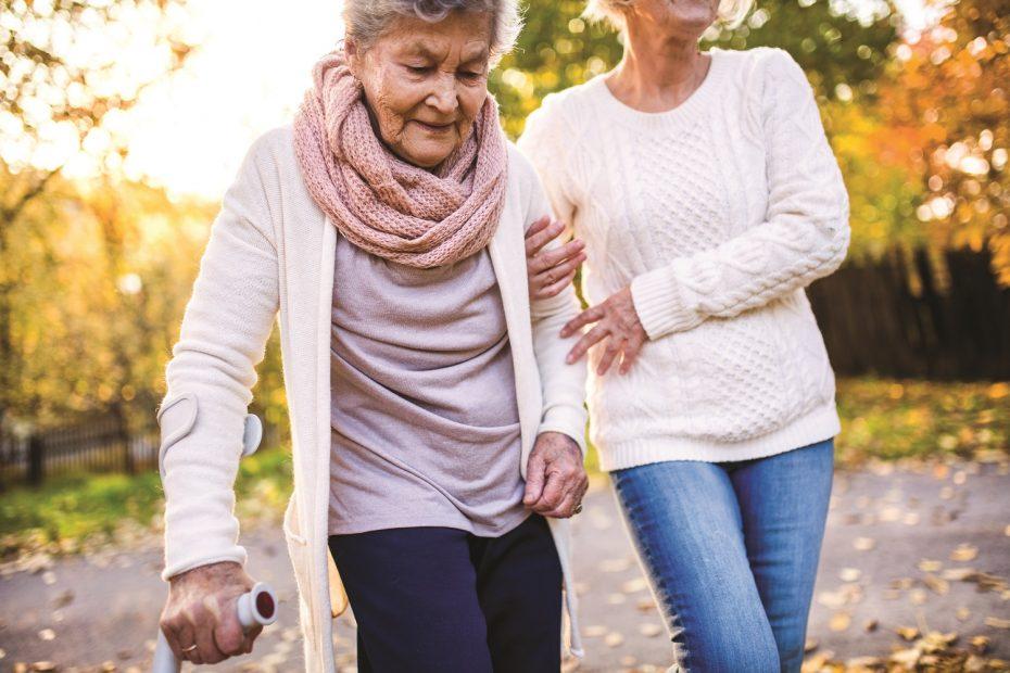 Lightheadedness in The Elderly