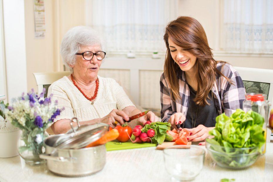 Basic Grocery List for the Elderly