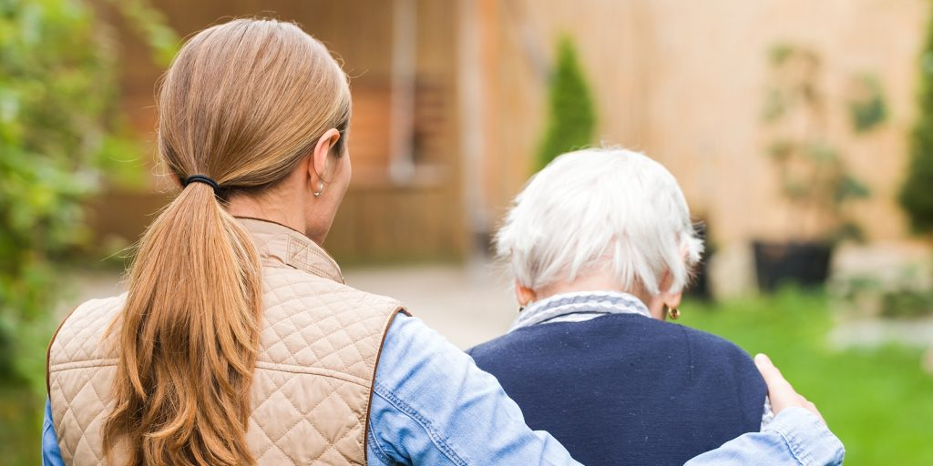 Dealing with the Guilt of Moving Away from Elderly Parents