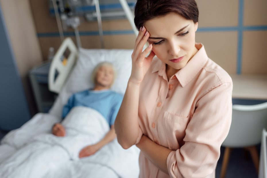 How to Recover from Caregiver Burnout