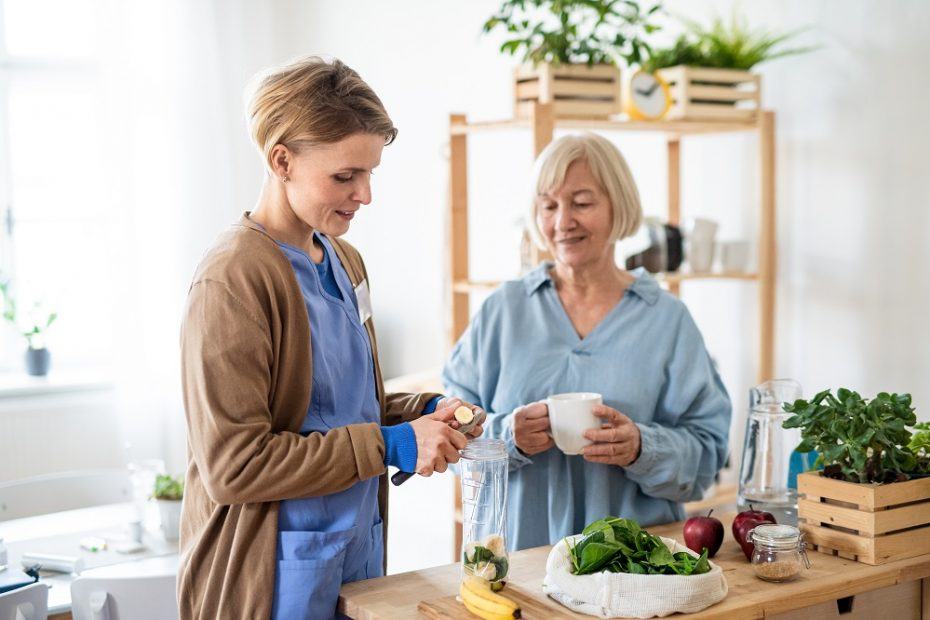 Healthy Smoothies for People with Dementia
