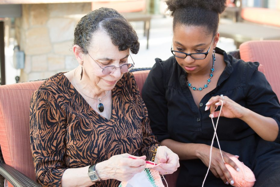 Being a Family Caregiver in Your 20s